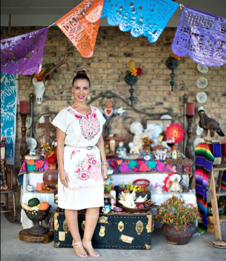 Mexican Home Cook & Food Blogger Yvette Marquez-Sharpnack