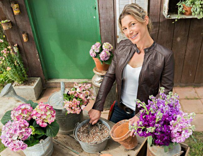 Horticulturist & gardener Marlene Simon of Swoon Talent