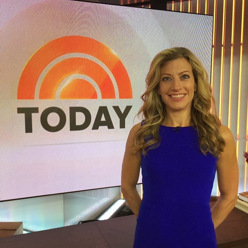 Dr. Annie Negrin of Swoon Talent on the Today show