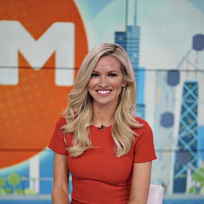 Swoon Talent - Sara Merrill co-hosting The Jam on Chicago's WCIU-TV