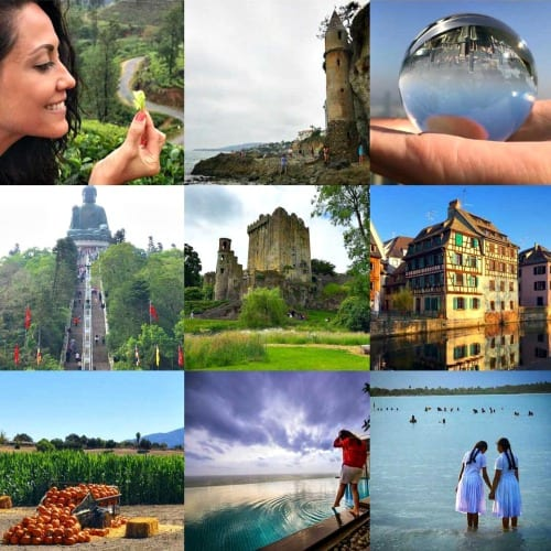 Healthy Voyager traveling the world for the best health conscious places to eat & stay