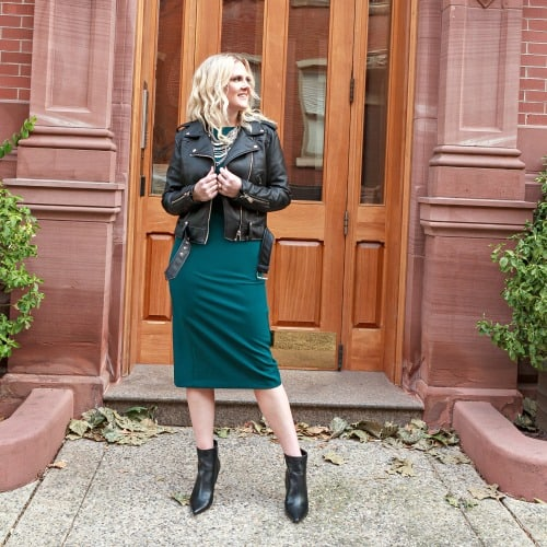 Swoon Talent's Elizabeth Jones, Philadelphia personal shopper & TV stylist