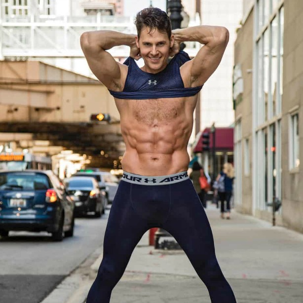 TV Fitness Expert Joey Thurman, Live With Kelly & Ryan Guest -Swoon Talent