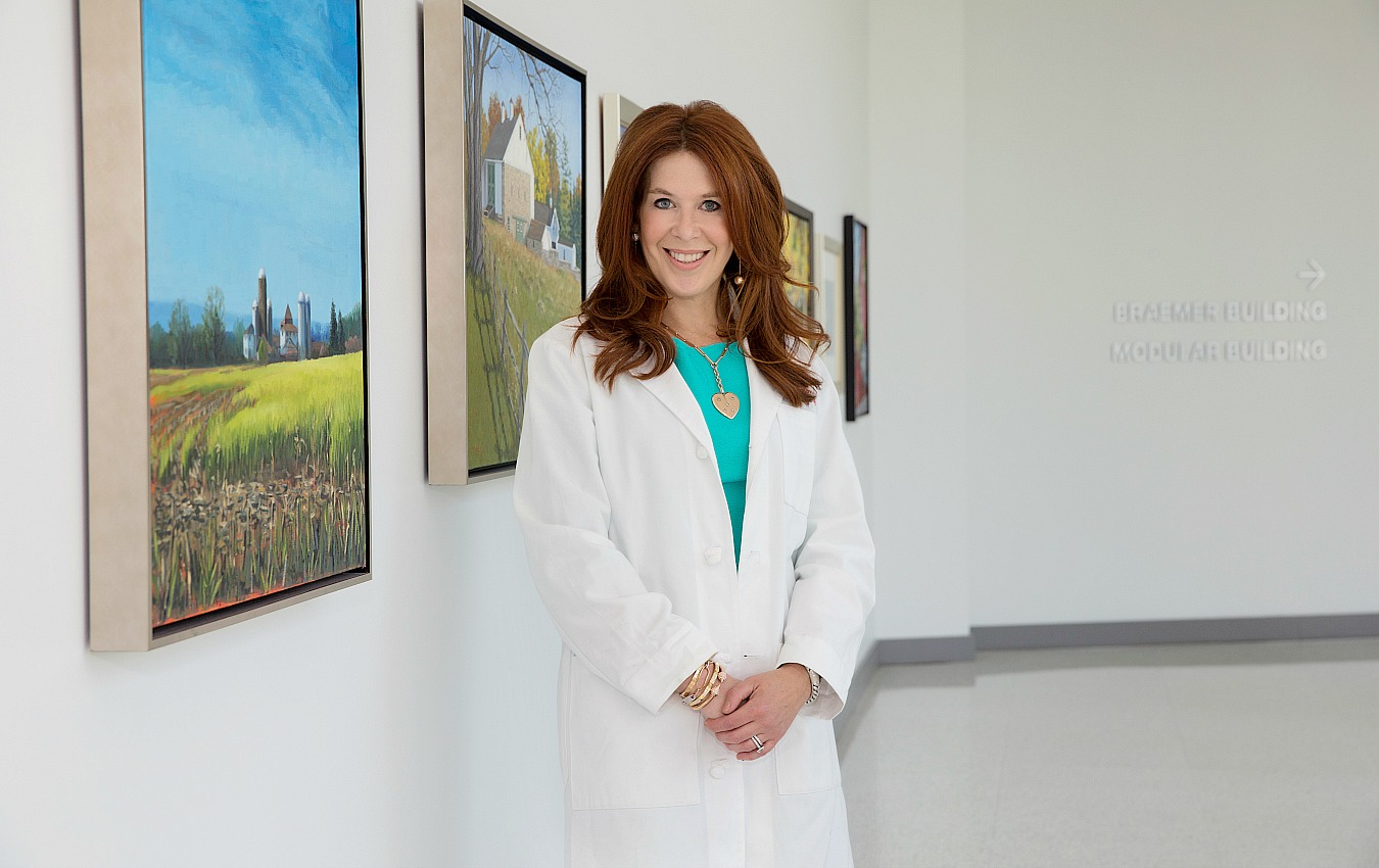 Swoon Talent - Dr. Jennifer Simmons, Chief of Breast Surgery at Einstein Medical Center Montgomery
