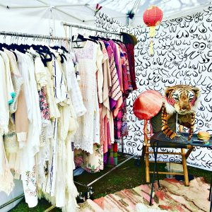 Swoon Talent Blog - A Look at Steve Harvey Producer Alyson DiFranco's Vintage Clothing Collection