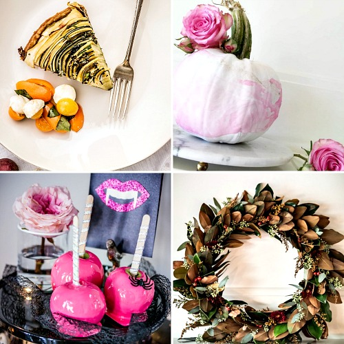 Home Entertaining Ideas By Lifestyle Expert - Monica Hart