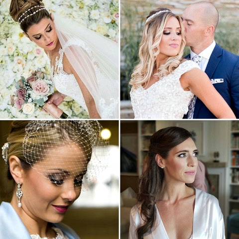 Bridal Makeup by Nicolette Brycki - Swoon Talent