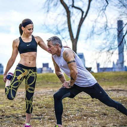Fitness Expert Jamie Hess of @NYCFITFAM