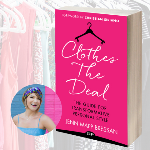 Clothes The Deal by personal stylists Jenn Mapp Bressan