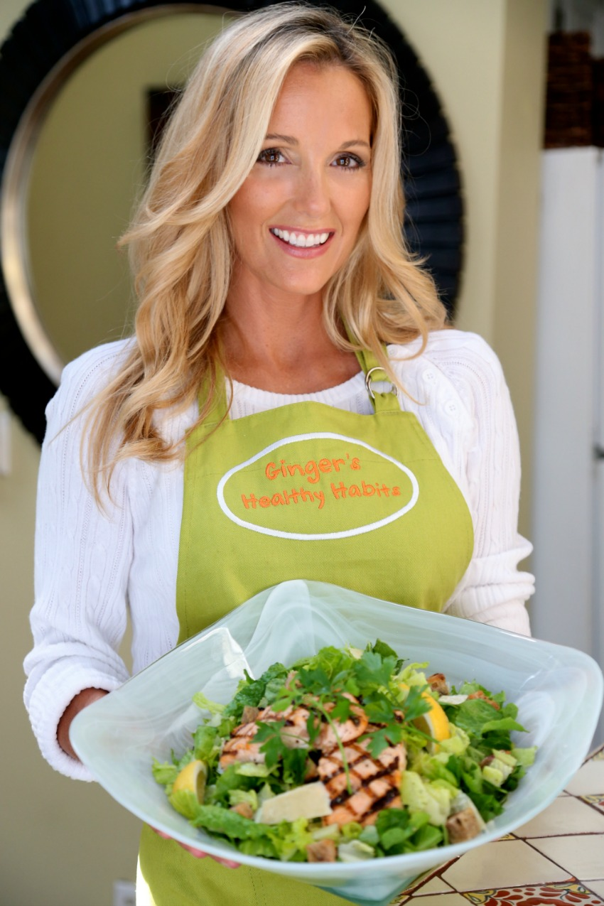 Chef Ginger Lewis, Plant-Based Healthy Eating Private Chef & Caterer