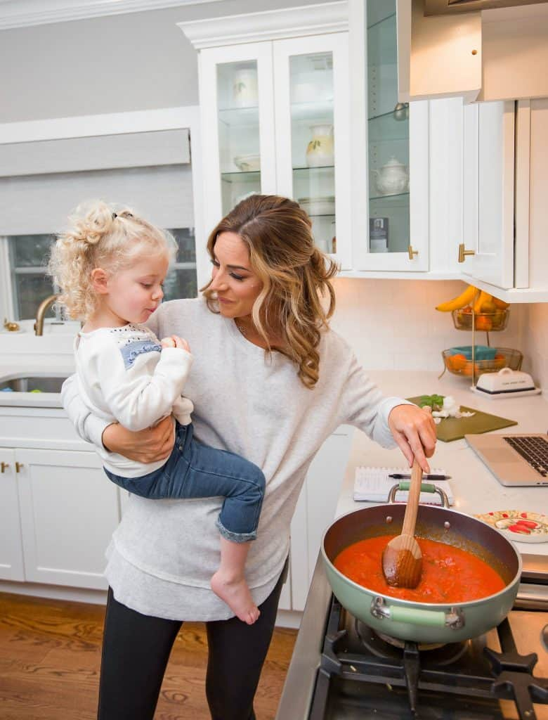On-Camera New Jersey Home Cook & Food Blogger