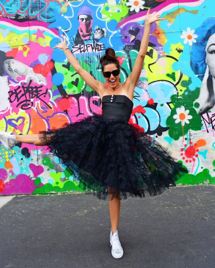Christine lives in New York City, the fashion capitol of the world, covering fashion as a lifestyle and fashion blogger.