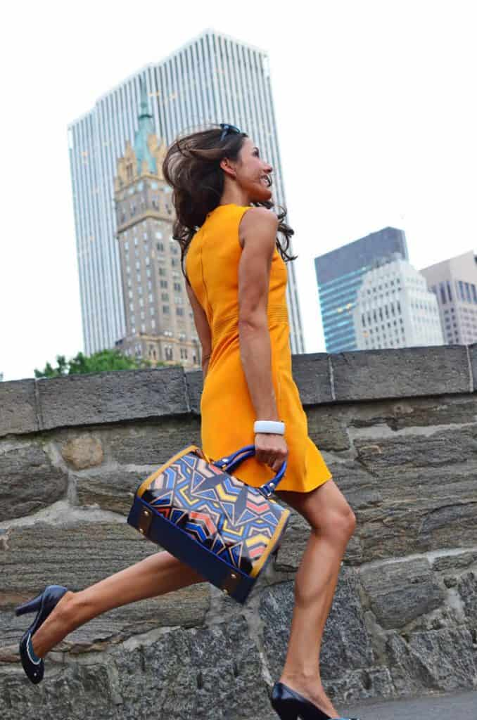 Christine is a New York City TV Lifestyle Expert that is always on-the-go throughout the city, staying up to date with the latest fashion and fitness trends!