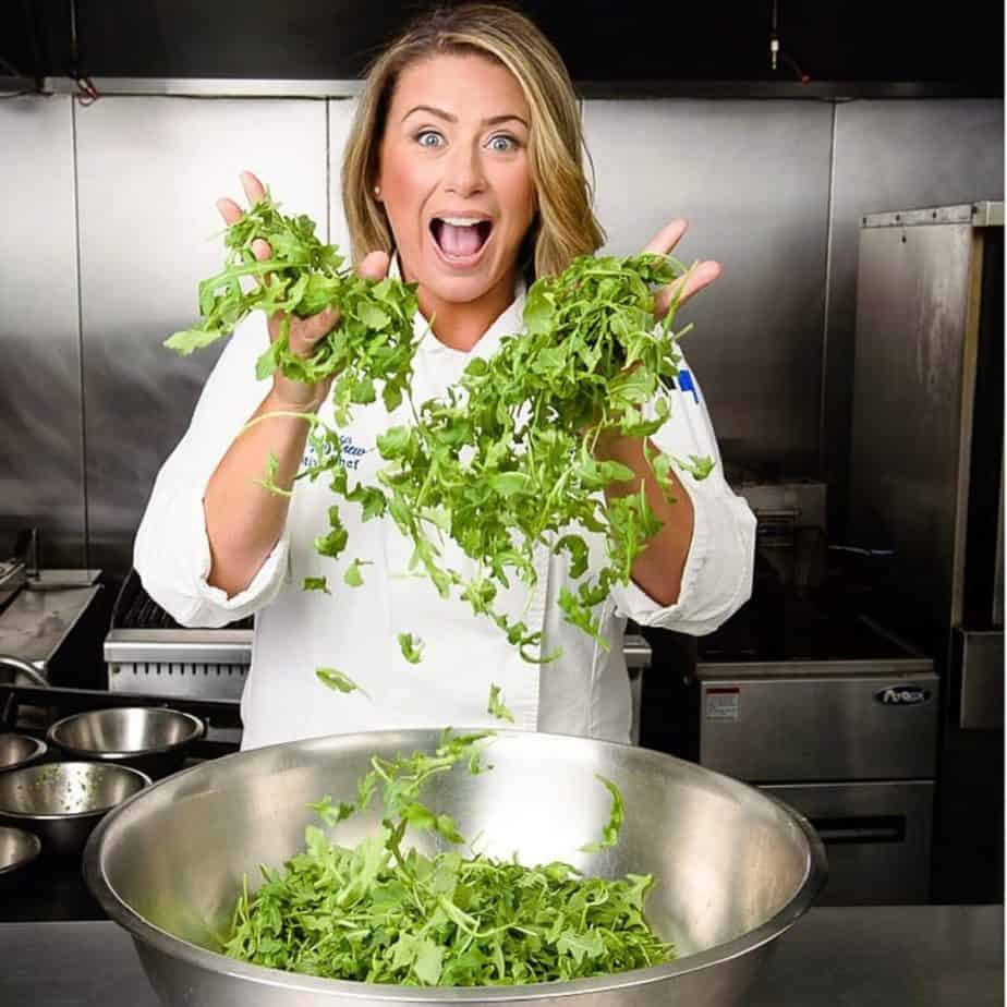 Chef Lauren Van Liew is a chef and caterer based in new Jersey
