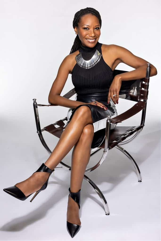 Roxanne Carne is a Personal Stylist and Black Owned Business Owner in Dallas ,Texas