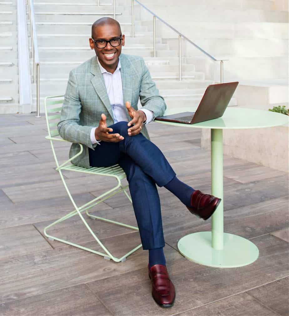 Dr. Cedrek McFadden appears often on TV for a variety of health topics. He's also a black health advocate, donna@swoontalent for bookings. Donna Benner -Rep