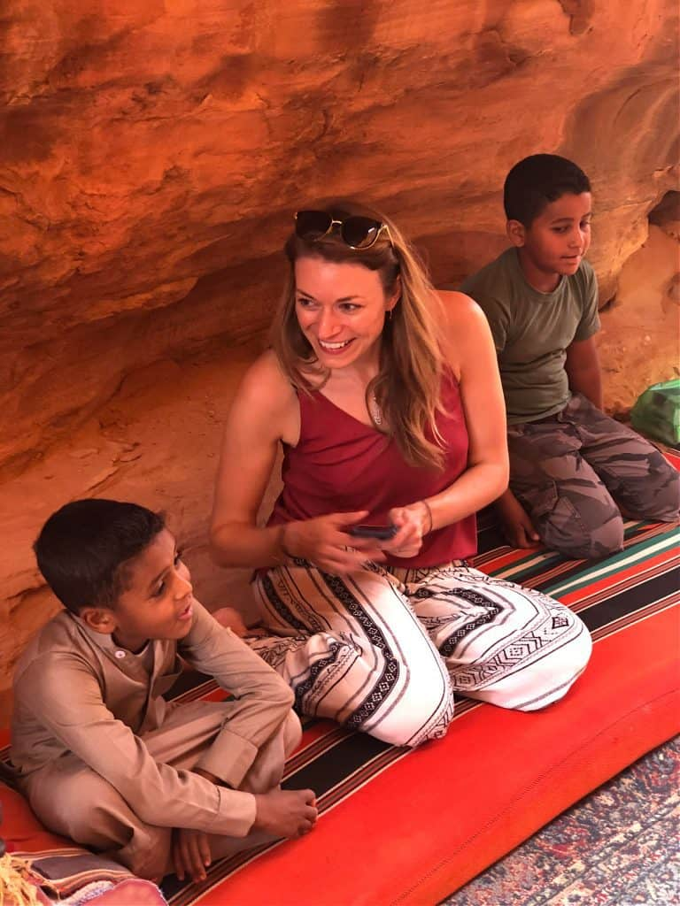 Travel Expert Jennifer Weatherhead immerses herself in the local culture, wherever she travels.