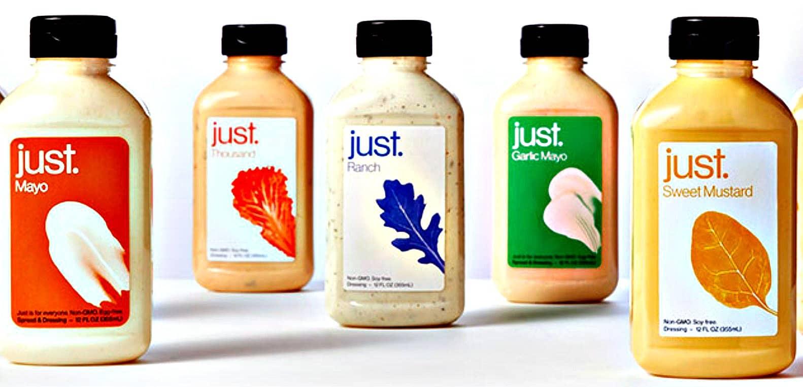 Josh Tetrick's JUST product line of vegan mayo & dressings - Swoon Talent