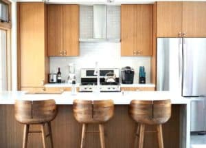 Swoon Talent - Casa Nova Kitchen Designed by CBS Exec Jodi Roth