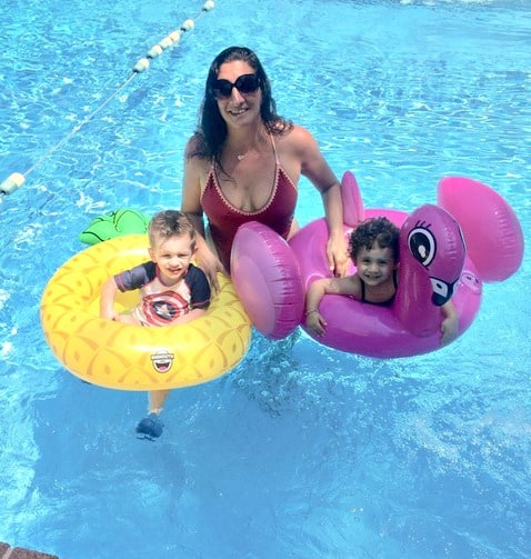 swoon Talent Blog - Joanna Sims of Rachael Ray show During Summer Vacation