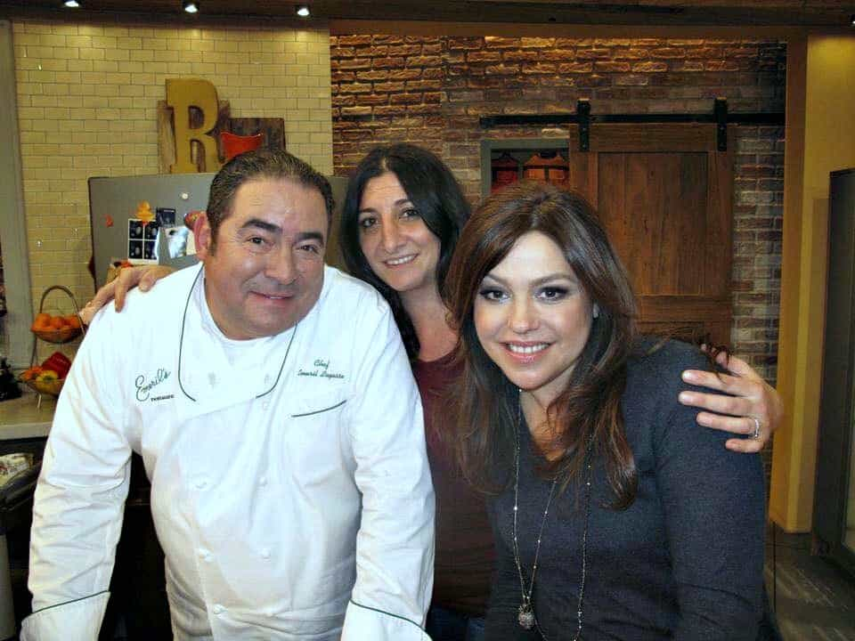 Swoon Talent Blog - Rachael Ray, Emeril Lagasse & Sr. Supervising Producer Joanna Sims