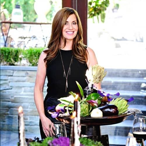 Swoon Talent's on-air DIY expert Monica Hart