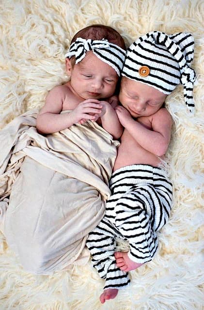 Swoon Talent Blog - Baby Twins of Rachael Ray's Producer Joanna Sims