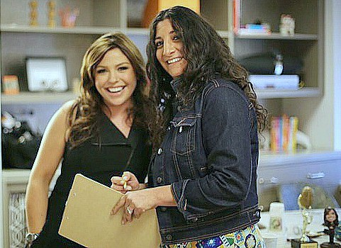 Swoon Talent Blog - Rachael Ray with Producer Joanna Sims