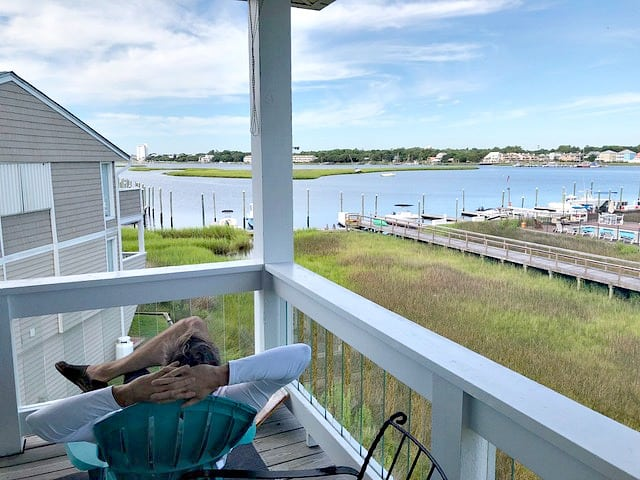 Swoon Talent Blog on How Rachael Ray's Producer Joanna Sims Spends her Time Off - Cape Fear, North Carolina -
