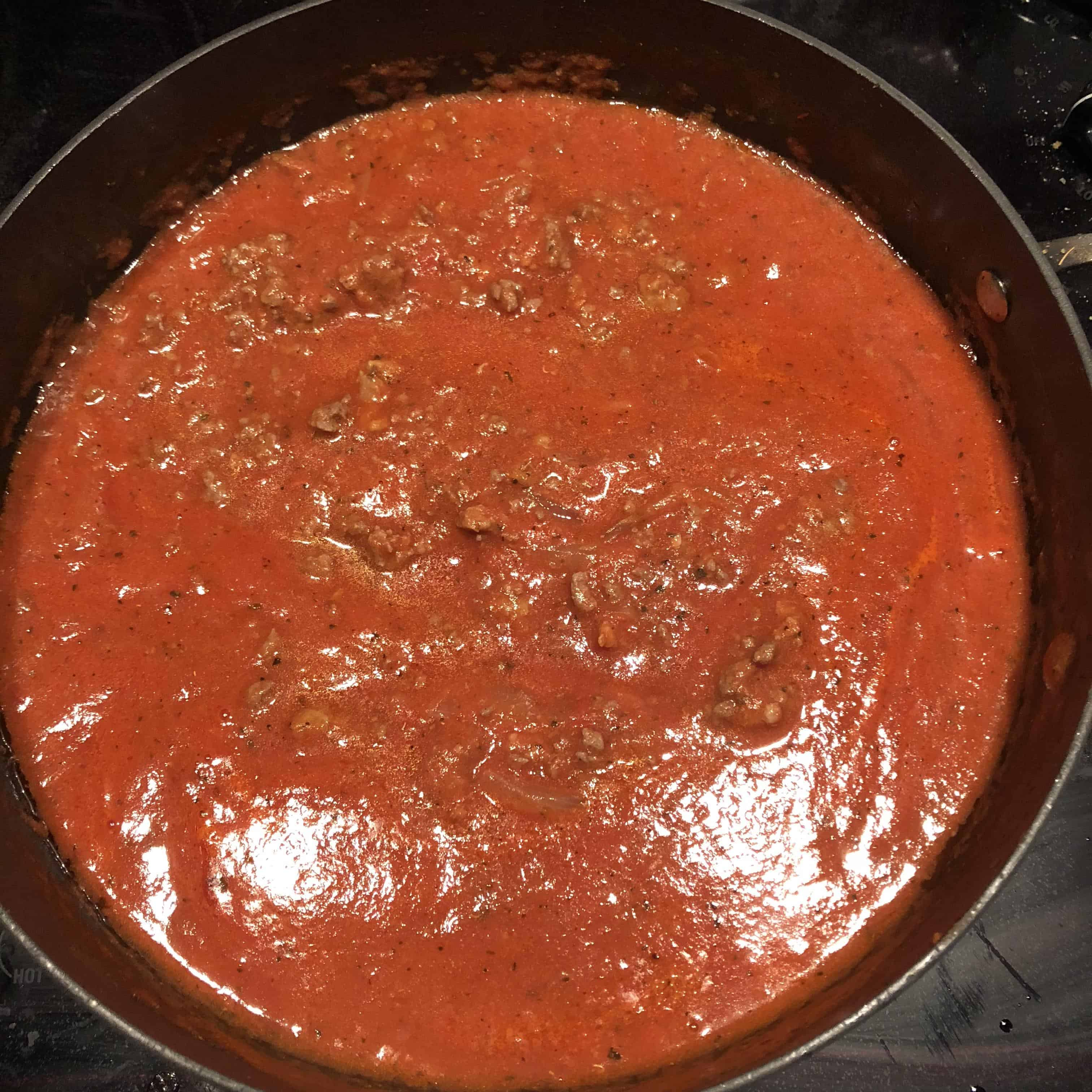 Swoon Talent Blog - Rachael Ray's Producer Joanna Sims' Rigatoni Bolognese