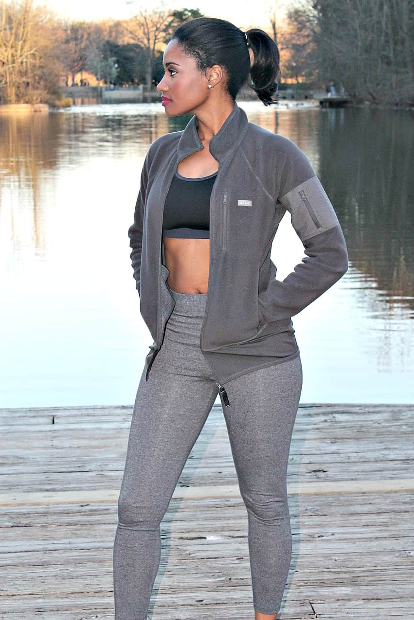Fitness, beauty, health & well being vlogger, influencer & Nurse Practitioner Julia Eze of Swoon Talent