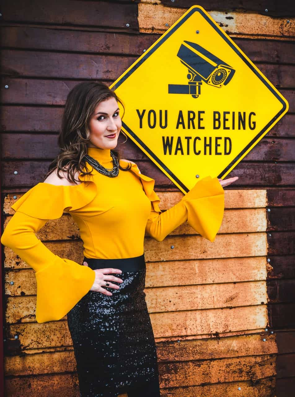 Lifestyle host Ashley Mengwasser from Atlanta-Swoon Talent