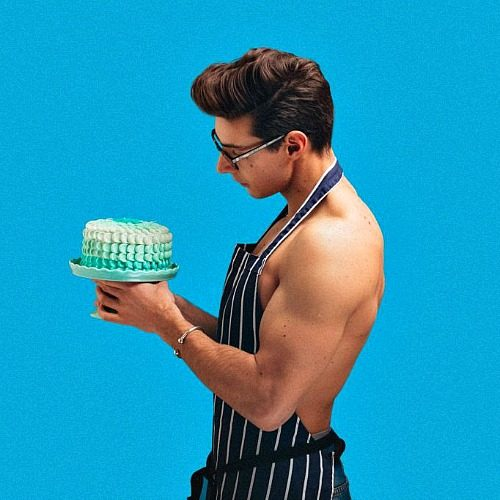 Brit Matt Adlard is a self-taught baker, YouTube star & TV food competition judge - Swoon Talent