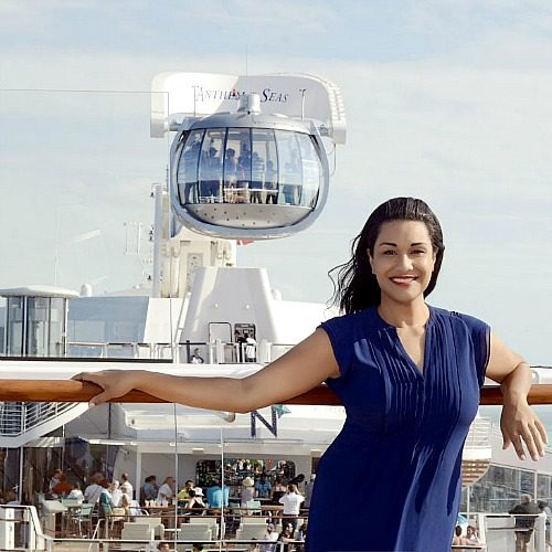 Sandra McClemore is TV international travel expert - Swoon Talent