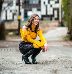 Emmy winning lifestyle host from Atlanta Ashley Mengwasser - Swoon Talent