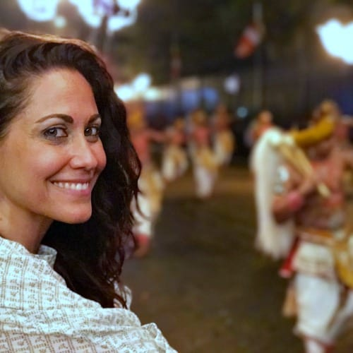 Swoon Talent's travel expert & vegan chef Carolyn Scott-Hamilton, The Healthy Voyager